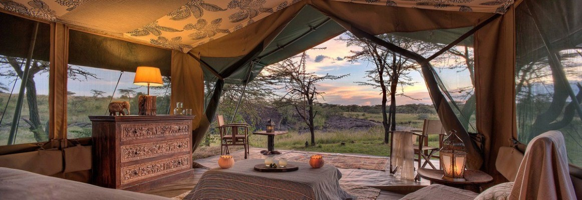 7 Days Tanzania Lodge safaris