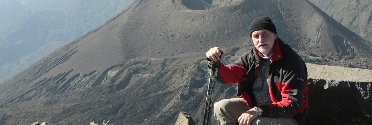 Mt Meru Trek