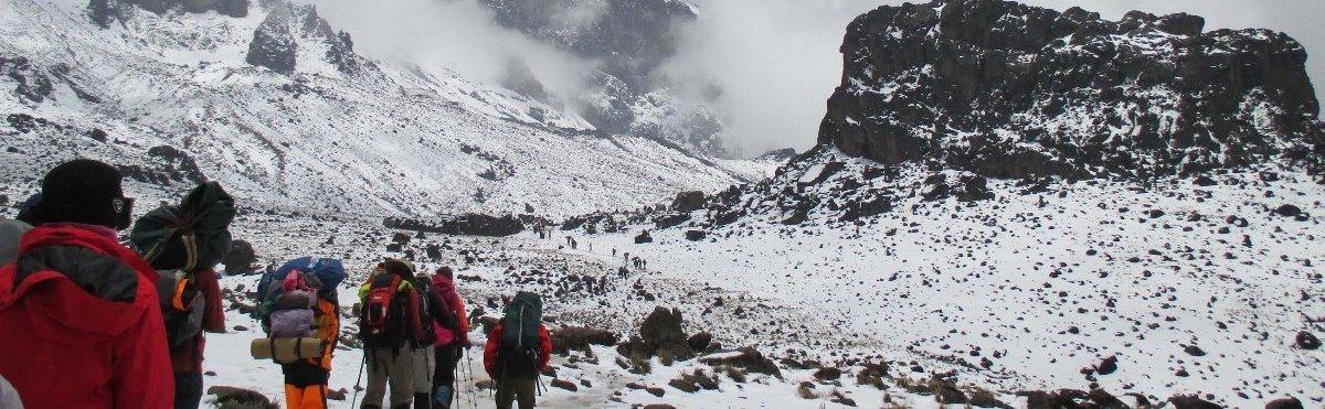 5 Days Kilimanjaro Climbing