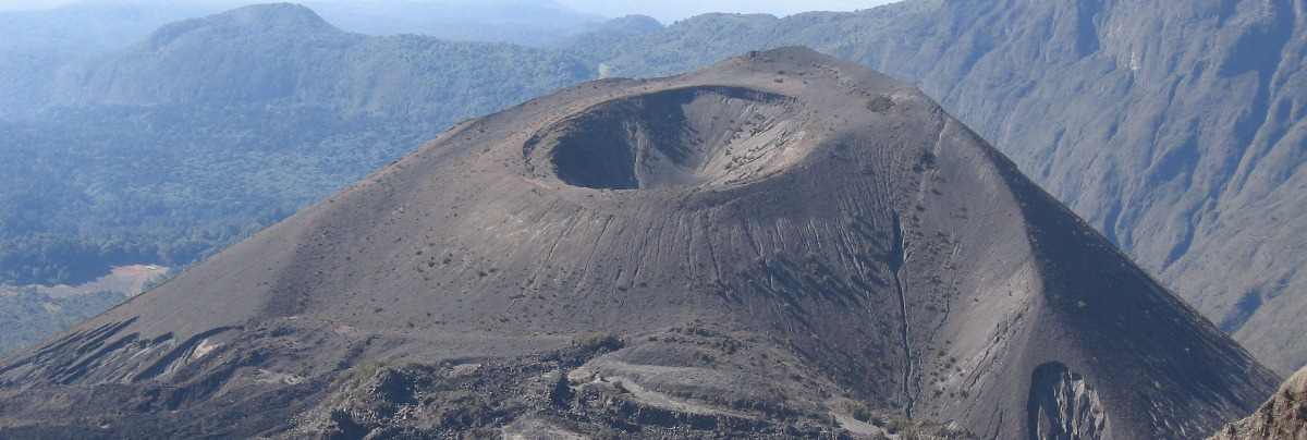 Mt Meru Climbing