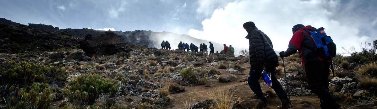 6 Days Kilimanjaro Rongai