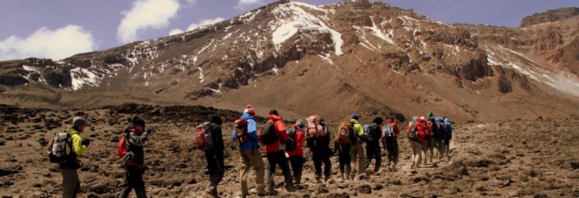 5 Days Kilimanjaro