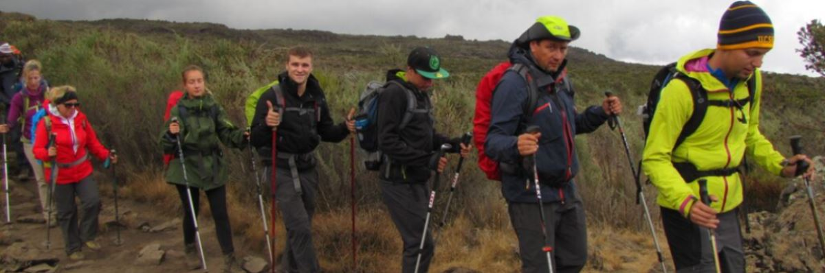 7 Days Kilimanjaro Lemosho