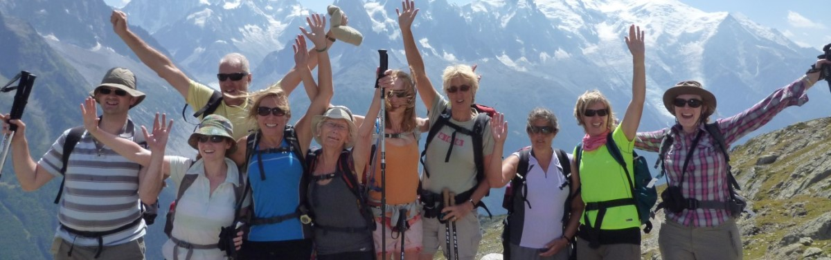 Holidays Mount Blanc