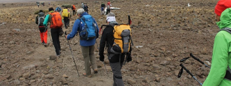 Kilimanjaro 6 Days Tour