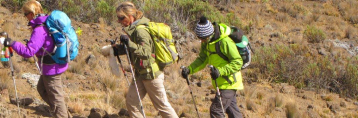 Kilimanjaro Rongai