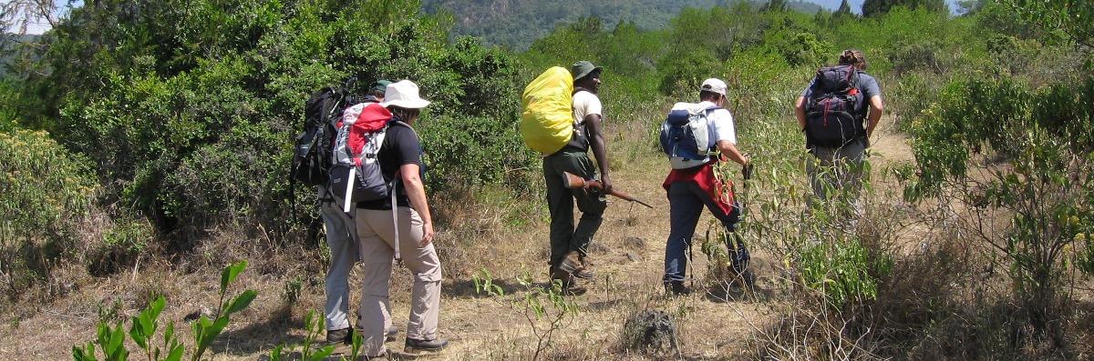 3 Days Mount Meru Trek