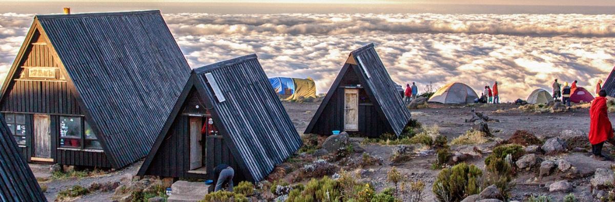Kilimanjaro 5 Days Marangu