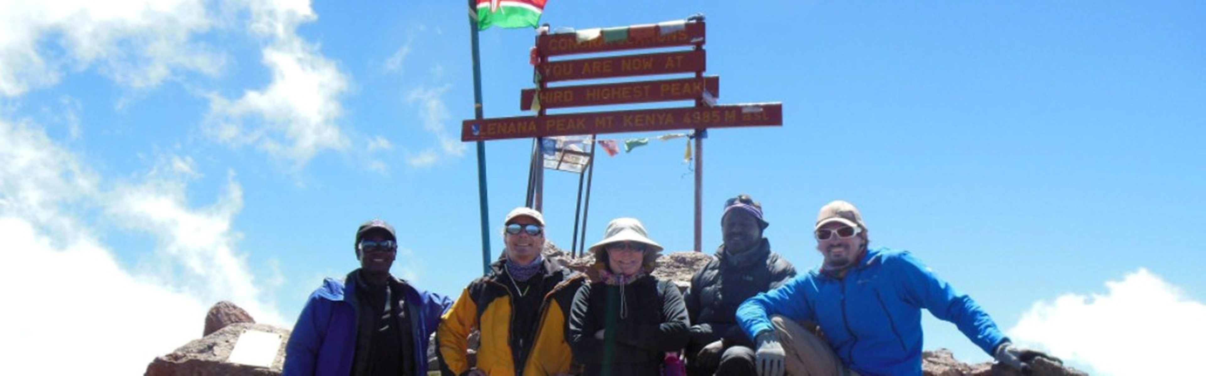 6 Day Mount Kenya