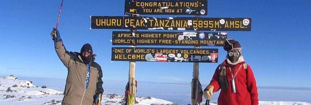 Kilimanjaro in 5 Days