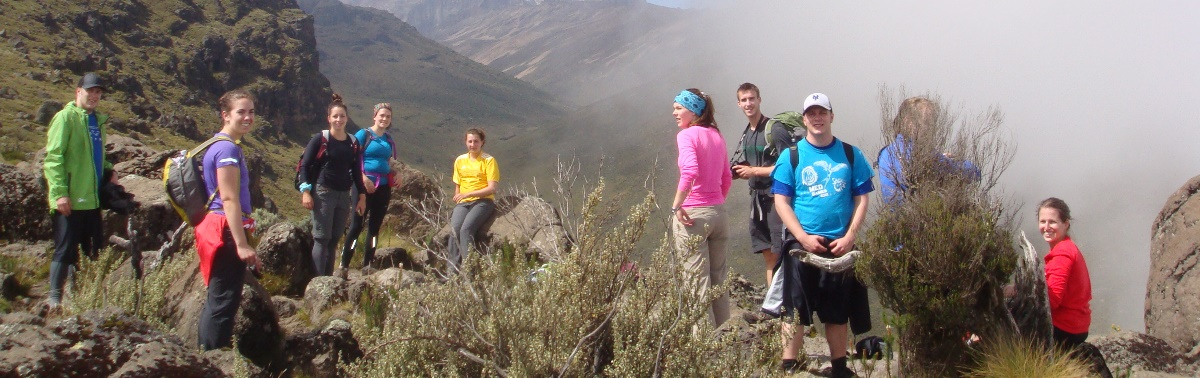 Trekking Mount Meru 4 Days 3 Nights