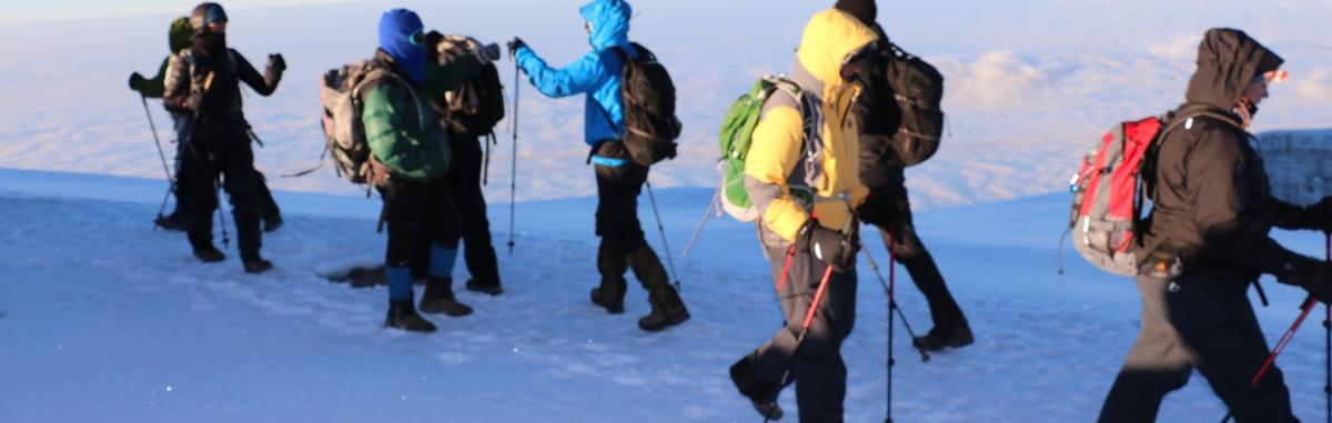 6 Days Kilimanjaro Machame Route Climb-Kilimanjaro