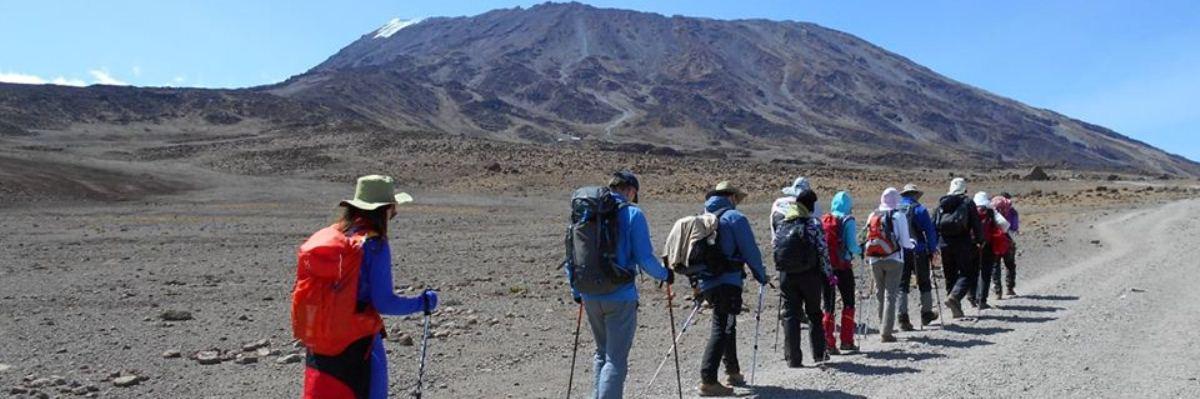 Kilimanjaro tour