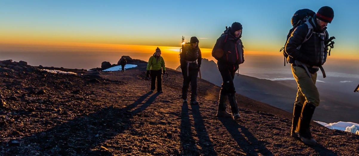 kilimanjaro trekking