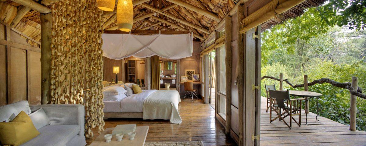 6 days Tanzania lodge safaris