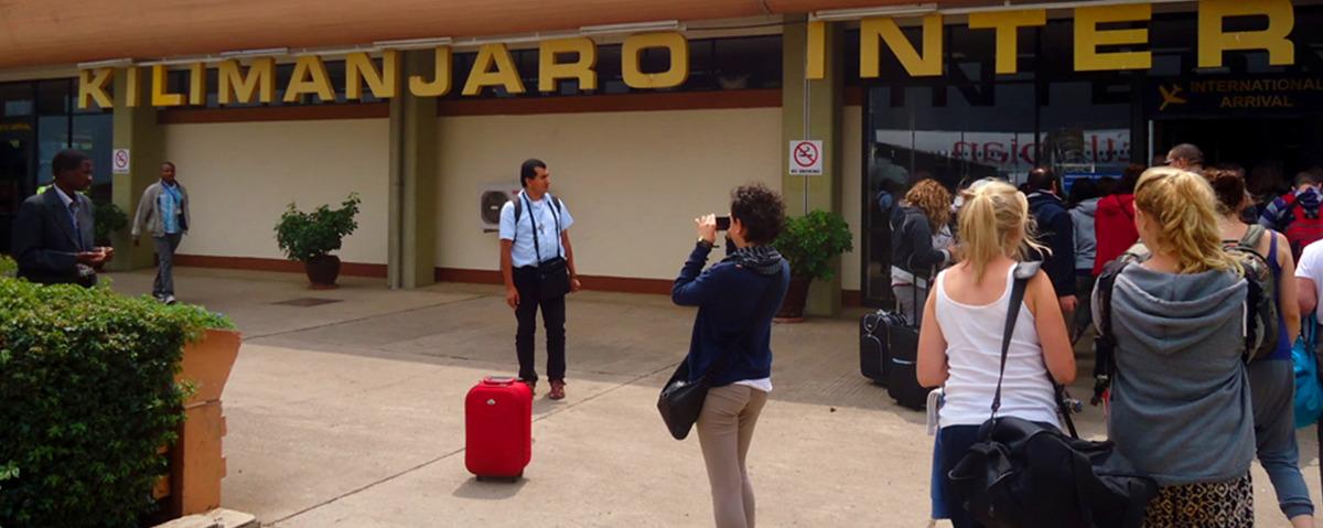 Kilimanjaro Airport Leken Adventure pick up
